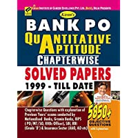 Bank PO Quantitative Aptitude Chapterwise Solved Papers 1999-Till Date 5850+ Objective Question