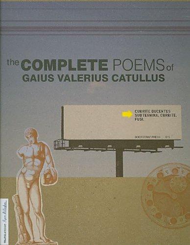 The Complete Poems of Gaius Valerius Catullus