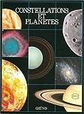 echange, troc Antonín Rükl, Jean-Marc Becker - Constellations et planètes