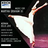 Music for Martha Graham III