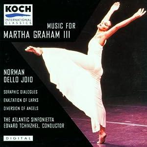 Music for Martha Graham III
