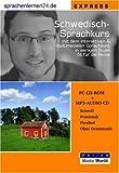 echange, troc Udo Gollub - Sprachenlernen24.de Schwedisch-Express-Sprachkurs CD-ROM für Windows/Linux/Mac OS X + MP3-Audio-CD für Computer/MP3-Player/MP
