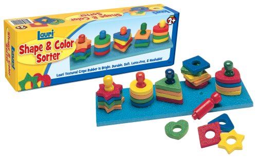 Lauri Shape & Color Sorter - 1
