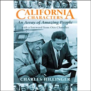 California Characters Audiobook