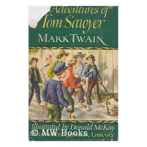 ... Analysis of Mark Twain's Adventures of Tom Sawyer at EssayPedia.com