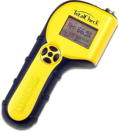 Delmhorst TotalCheck Moisture Meter Kit