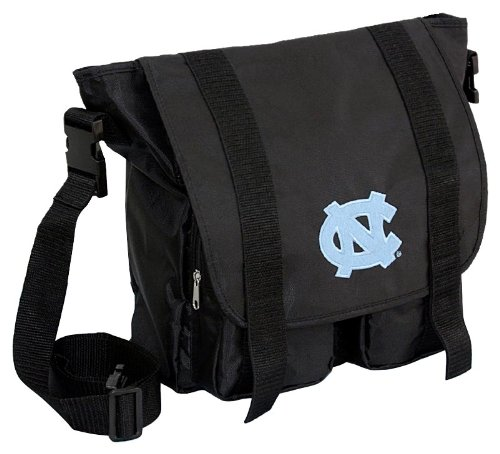 NCAA North Carolina Tar Heels Sitter Diaper Bag