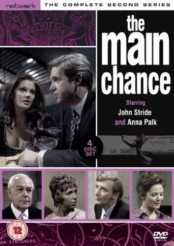 THE MAIN CHANCE - SERIES 2 [IMPORT ANGLAIS] (IMPORT)  (COFFRET DE 4 DVD)