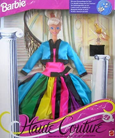 Barbie Haute Couture Fashons w Charm For You! (1994 Mattel) by Mattel