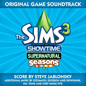 The Sims 3: Showtime, Supernatural and Seasons