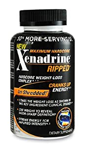 Xenadrine Ripped Diet Pill by Lovate Health Sciences