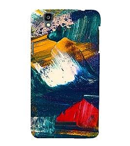 PrintVisa Painting Pattern 3D Hard Polycarbonate Designer Back Case Cover for Yu Yureka PlusYU5510A