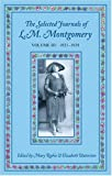 img - for The Selected Journals of L.M. Montgomery: Volume III: 1921-1929 book / textbook / text book