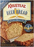 Krusteaz Beer Bread Artisan Bread Mix, 19-Ounce Boxes (Pack of 12)