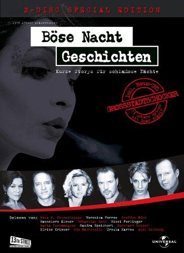 Böse Nacht Geschichten (und Großstadtschocker) [Special Edition] [2 DVDs]