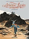 Arsène Lupin, les origines, tome 1 : Les disparus par Benoît Abtey