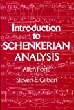 Introduction to Schenkerian Analysis (0393951928) by Forte, Allen