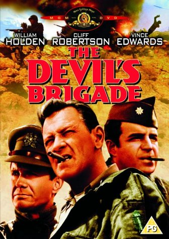 The Devil's Brigade [DVD]
