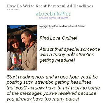 How to Write Personal Ads for Craigslist