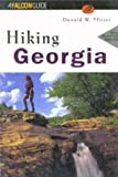 img - for Hiking Georgia 2nd Edition book / textbook / text book