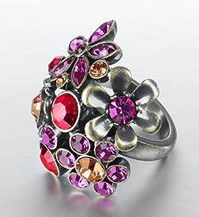 125 Years Sparkle Garden Ring
