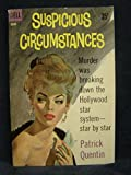 img - for Suspicious circumstances (Dell book) book / textbook / text book