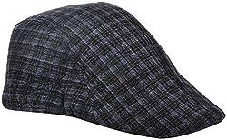 Masti Station Men's Golf Hat (Gcc01, Dark Blue)