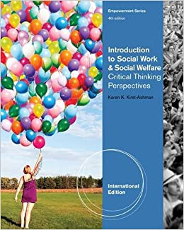 Introduction to social work social welfare critical thinking perspectives review