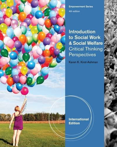 Introduction to social work and social welfare : critical thinking perspectives