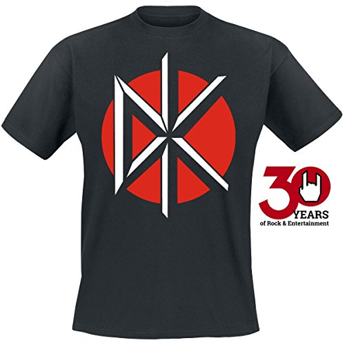 Dead Kennedys Circle Logo T-Shirt nero L