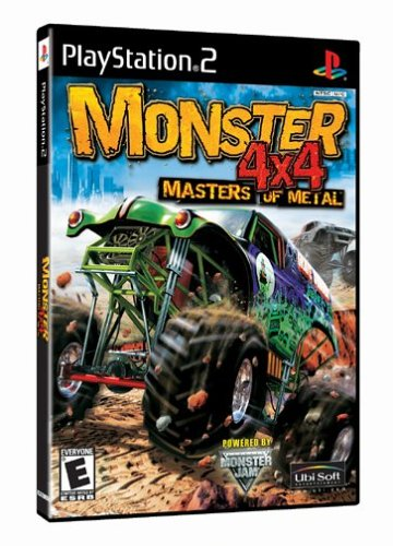 51C26VXDZFL Cheap  Monster 4X4: Masters of Metal
