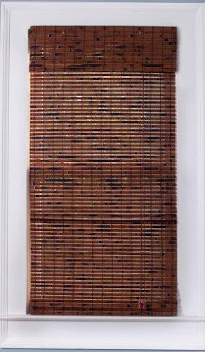 Java Vintage Bamboo Roman Shade - Free Shipping, 39x54