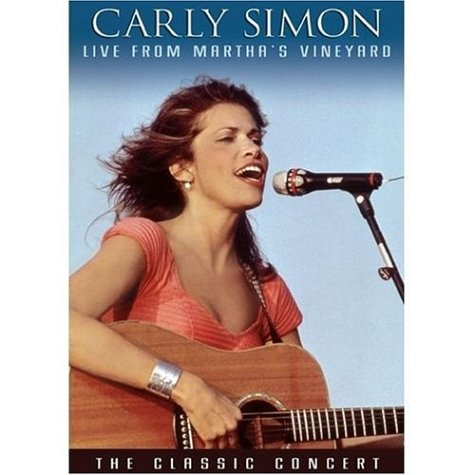 Carly Simon - Live From Martha'S Vineyard: The Classic Concert front-331342