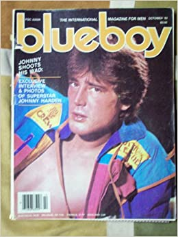 blueboy magazine october 1982 volume 72 marvin j