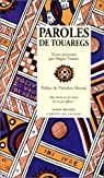 Paroles de Touaregs par Vautier