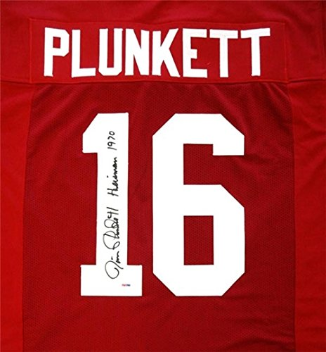 Stanford Cardinal Autographed Jersey Stanford Signed Jersey