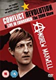 Andrew Maxwell - Conflict Revolution & Live in Edinburgh: The 2008 Show [DVD]