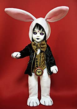 Living Dead Dolls - Alice In Wonderland : Eggzorcist as The White Rabbit