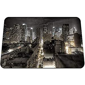 The City who never sleeps- Gaming Mouse Pad - Mouse Pad - 10.24