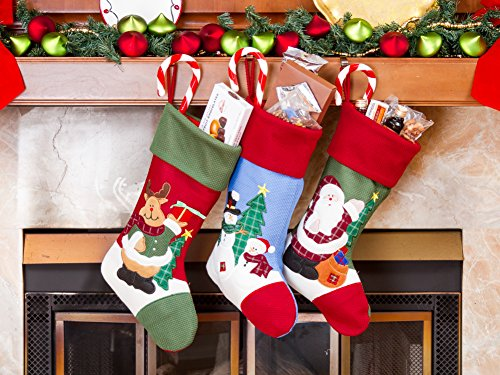 click photo to check price - Christmas Stockings On Sale