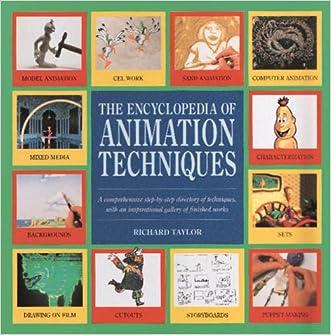Encyclopedia of Animation Techniques (Encyclopedia of Art Series)