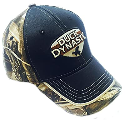 Duck Dynasty Black Camouflage Camo Hat Cap