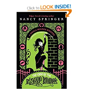 The Case of the Left-Handed Lady: An Enola Holmes Mystery (Enola Holmes Mystery (Quality)) Nancy Springer
