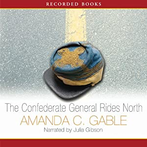 The Confederate General Rides North Audiobook
