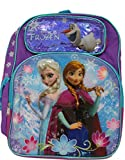 Disney Frozen Elsa and Anna Snowy Backpack Bag