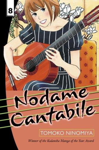 Nodame Cantabile 8 (Nodame Cantabile)Tomoko Ninomiya