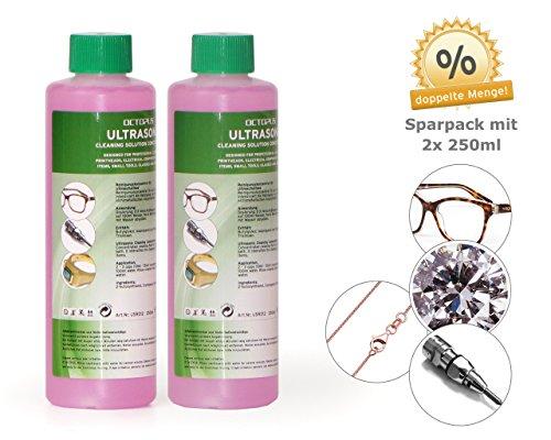 2x-250ml-sparpack-ultraschallreiniger-konzentrat-fur-ultraschallbad-mit-extra-glanz-und-klarsichtver