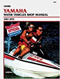 Clymer Yamaha Water Vehicles Shop Manual 1987-1992 (Clymer Personal Watercraft)