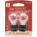 SYLVANIA 3157 Long Life Miniature Bul...