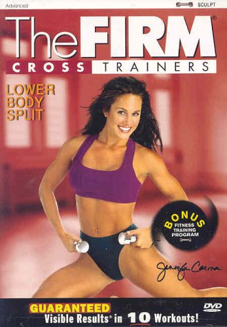 Firm: Cross Trainers - Lower Body Split [DVD] [Region 1] [US Import] [NTSC]